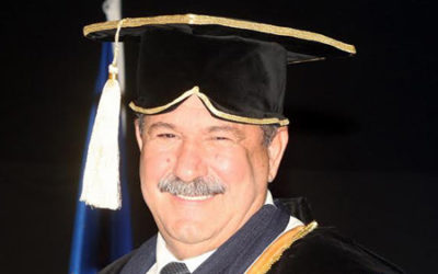 Dr. George Paschalidis elected a Permanent Professor